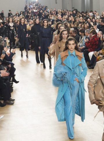 Nina Ricci Fall 2017 Fashion Show Atmosphere