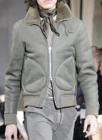 Officine Generale Fall 2017 Menswear Fashion Show Details