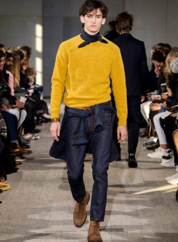 Officine Generale Fall 2017 Menswear Fashion Show