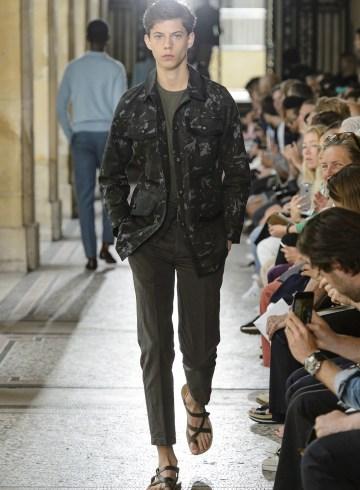 Officine Generale Spring 2018 Men's Fashion Show