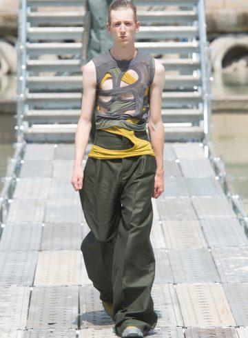 Rick Owens Spring 2018 Men's Fashion Show