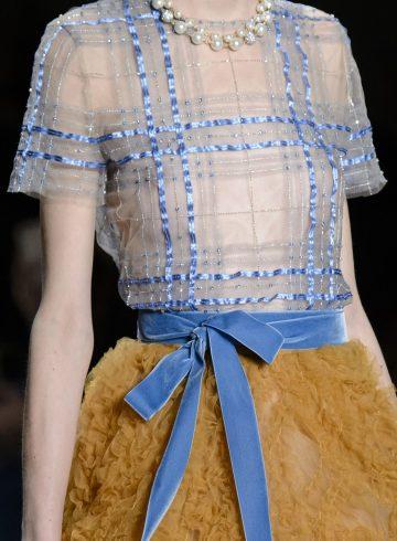 Jenny Packham Fall 2017 Fashion Show Details