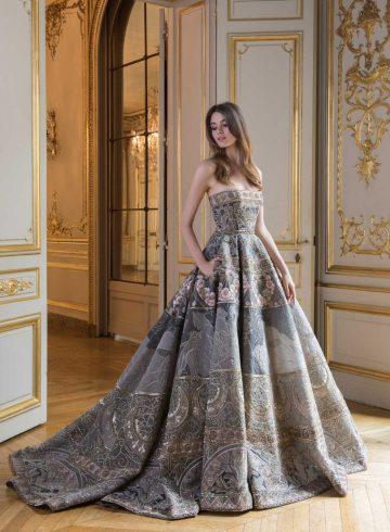 Paolo Sebastian Fall 2017 Couture Fashion Show
