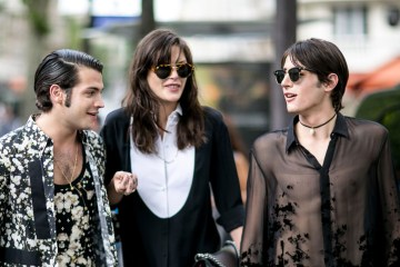 street style Paris mens fashion week june 2015 photo