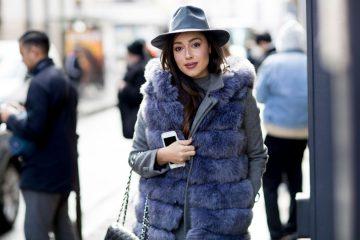 Paris Fashion Week Fall 2017 Street Style Day 1