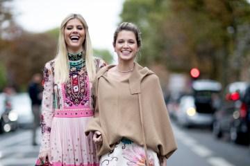 Paris Fashion Week Street Style Spring 2018 Day 6