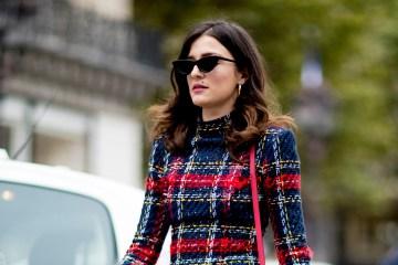 Paris Fashion Week Street Style Spring 2018 Day 3