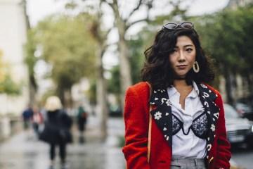 Paris Fashion Week Street Style Spring 2018 Day 6 Cont.