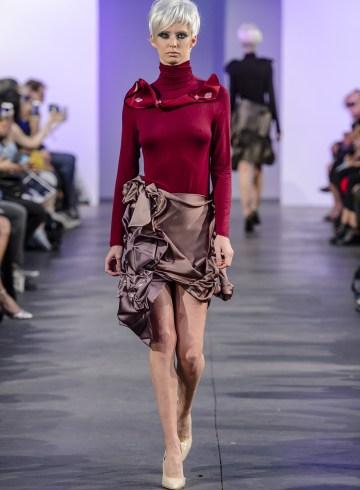 Patuna Fall 2017 Couture Fashion Show
