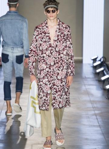 Christian Pellizzari Spring 2018 Men's Fashion Show
