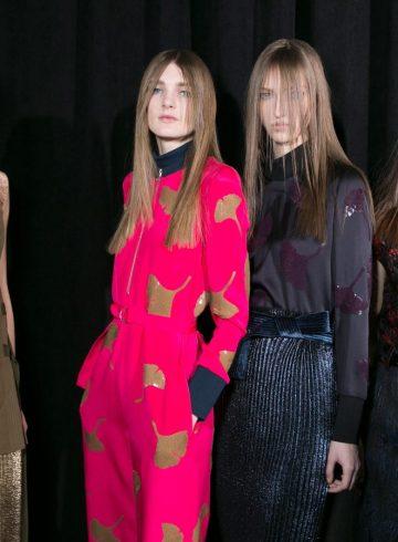 3.1 Phillip Lim Fall 2016 Fashion Show Backstage