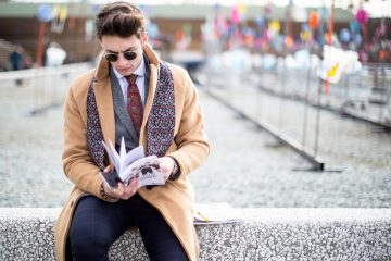 The Best Street Style from London Fashion Week Men's Street Style Day 4 Fall 2017