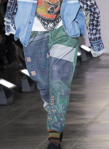 Poan Spring 2018 Fashion Show Details