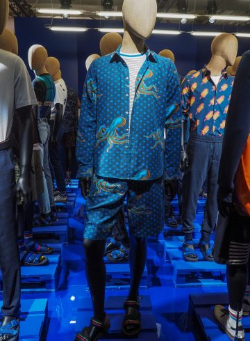 PS Paul Smith Spring 2018 Men's Fashion Show