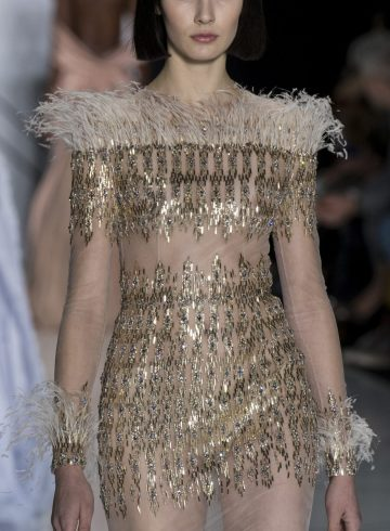 Ralph Russo Spring 2017 Couture Fashion Show Details