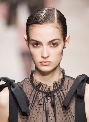 Rochas Fall 2017 Fashion Show Beauty