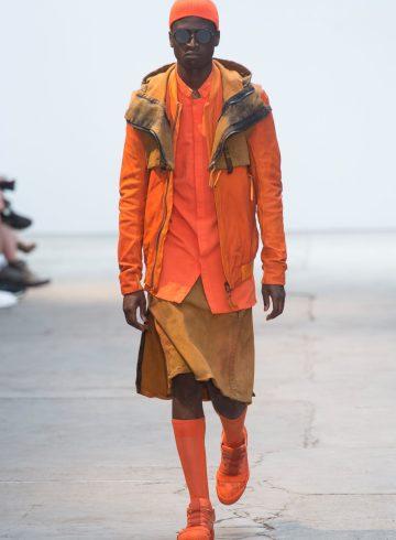 Boris Bidjan Saberi Spring 2018 Men's Fashion Show
