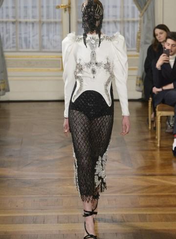 Francesco Scognamiglio Spring 2017 Couture Fashion Show
