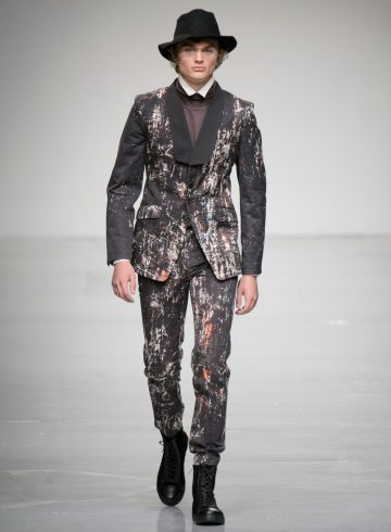 SONGZIO Fall 2017 Menswear Fashion Show