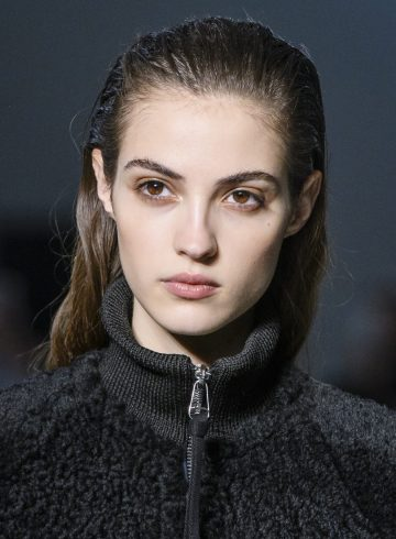 Sportmax Fall 2017 Fashion Show Beauty