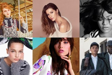 The latest in Spring 2017 Ad Campaign News - Fenty Puma, Tokyo James, Arezzo, Max Mara, Etro, Anna Sui