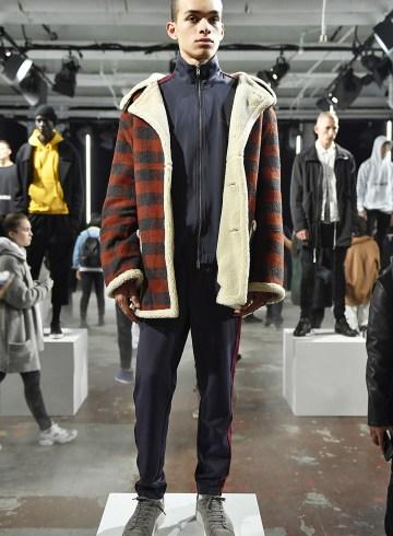 Stampd Fall 2017 Menswear Fashion Show