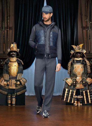 Stefano Ricci Fall 2017 Menswear Fashion Show