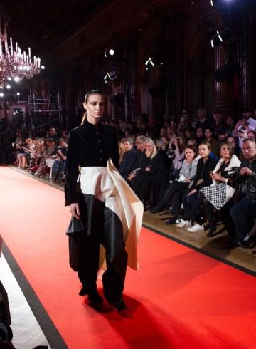 Talbot Runof Fall 2017 Fashion Show Atmosphere