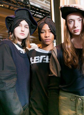 Telfar Fall 2017 Fashion Show Backstage