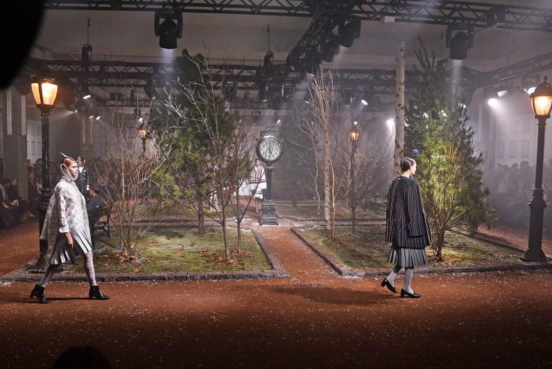 Thom Browne - Runway RTW - Fall 2016 - New York Fashion Week