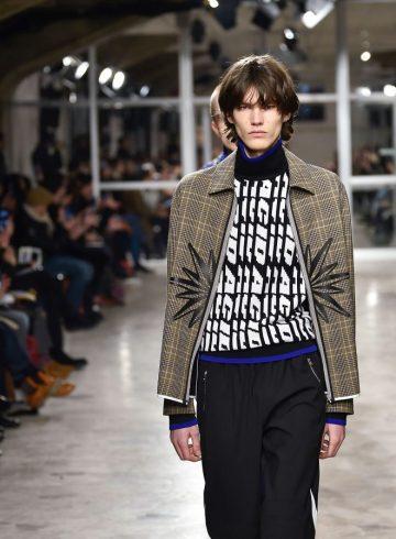 Tim Coppens Fall 2017 Menswear Fashion Show