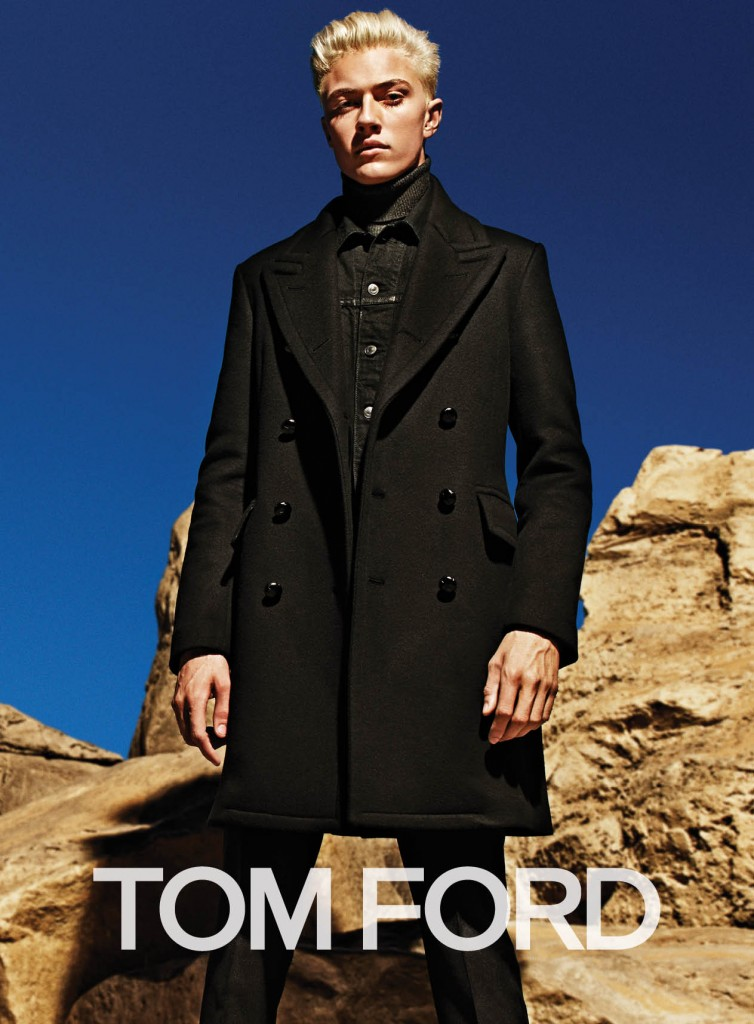 Tom Ford Fall 2015 Ad Campaign The Impression
