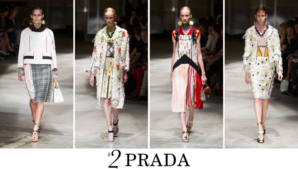 TOP 10 Fashion SHOWS FROM SPRING 2016 MILAN FASHION WEEK ...