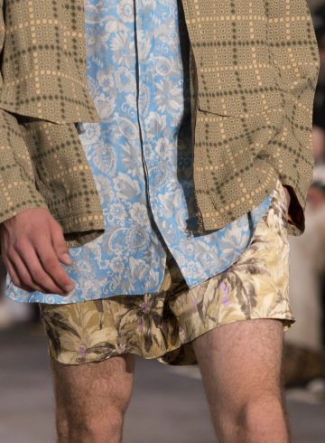 Dries Van Noten Spring 2018 Men's Fashion Show Details