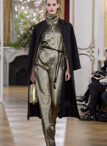 Vanessa Seward Fall 2017 Fashion Show
