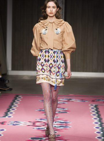 Vivetta Fall 2017 Fashion Show