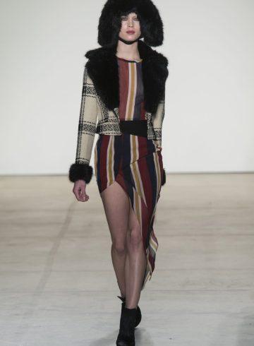 Vivienne Hu Fall 2017 Fashion Show