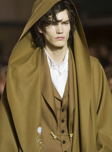 Vivienne Westwood Fall 2017 Menswear Fashion Show Details
