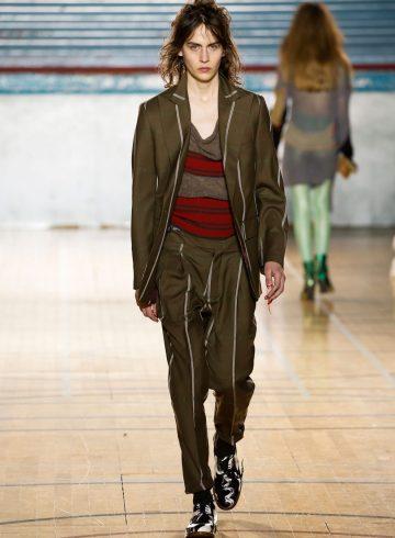 Vivienne Westwood Fall 2017 Menswear Fashion Show