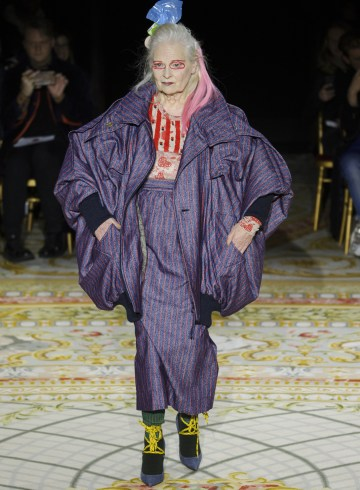 Vivienne Westwood Fall 2017 Fashion Show