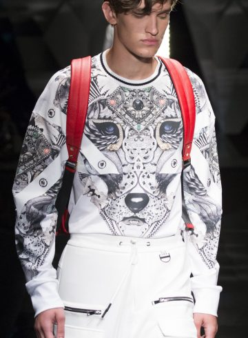 Wolf Totem Spring 2018 Men's Fashion Show Details