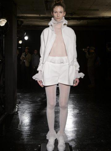 Xiao Li Fall 2017 Fashion Show