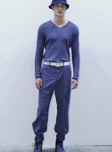 Zachary Prell Fall 2017 Men's Fashion Show