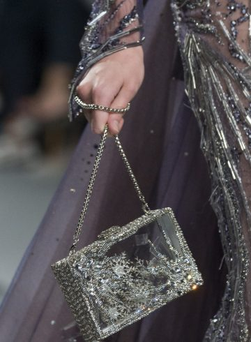 Ziad Nakad Fall 2017 Couture Fashion Show Details