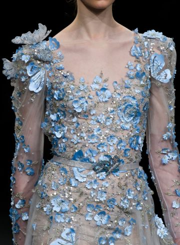 Ziad Nakad Spring 2017 Couture Fashion Show Details