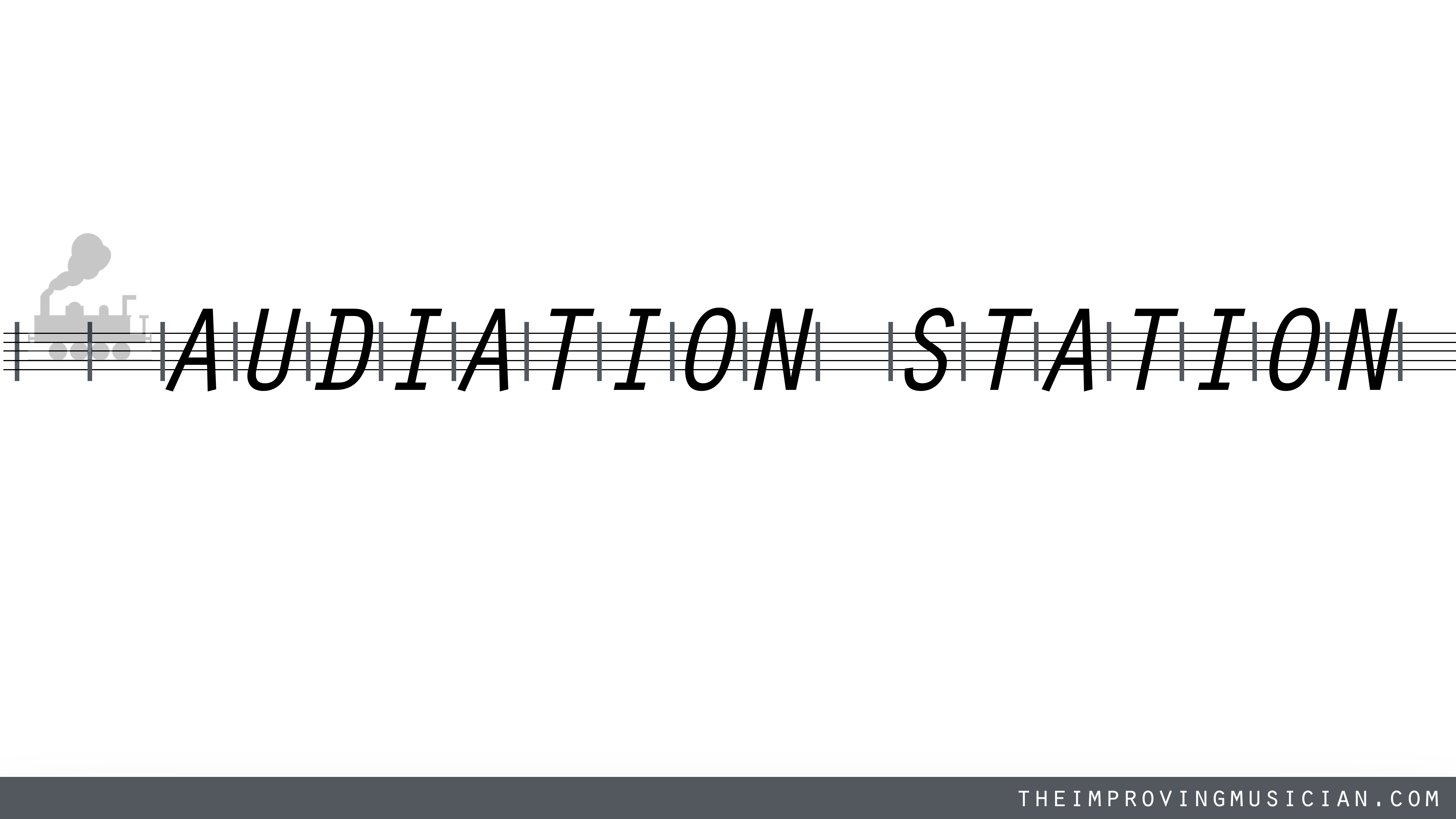 Audiation Station Is Here!