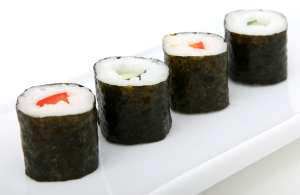 S is for Sushi