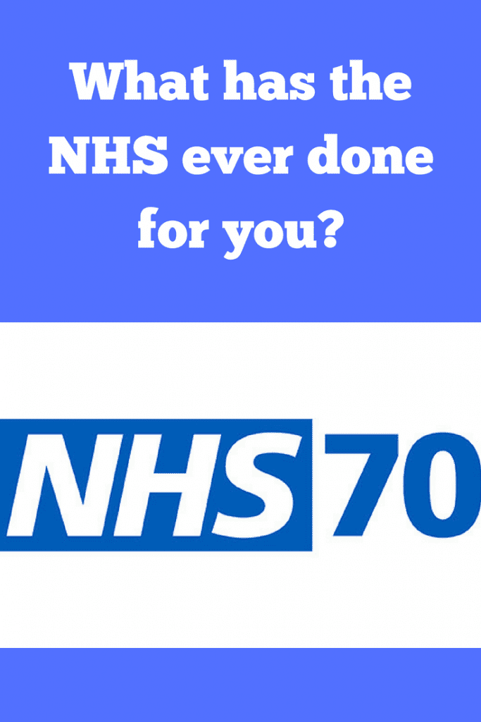 What has the NHS ever done for you? A brief look at the service and my gratitude for it. #nhs #nhs70 #crohns #ibd #autoimmunedisease #scbu #maternity #neonatal