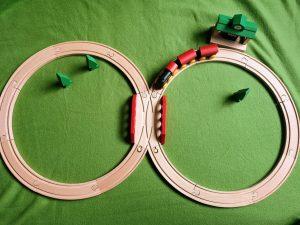 brio, train set, classic train set, wooden train set, 33028