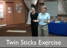 Twin Sticks